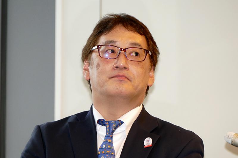 三菱地所株式会社 ビル運営事業部 専任部長 川口英彦氏