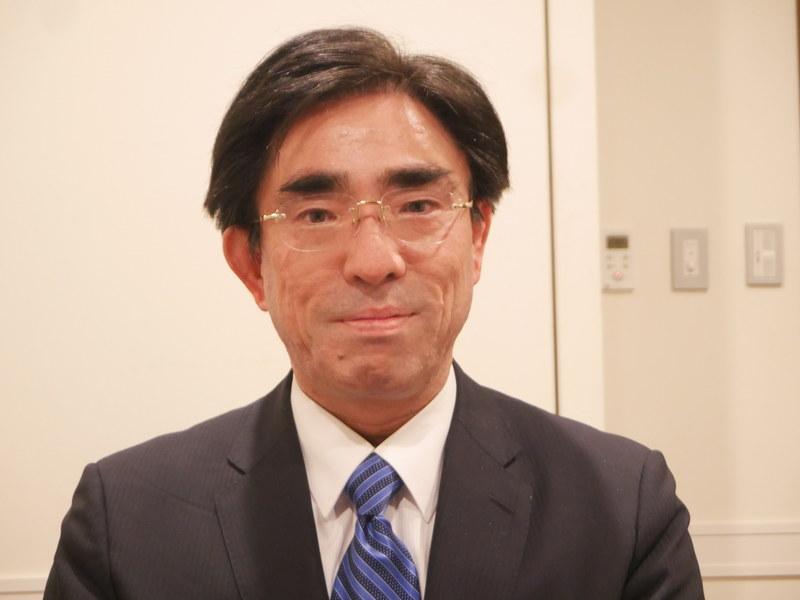 Dynabook 執行役員 技術・品質・事業開発所管の柏木和彦氏