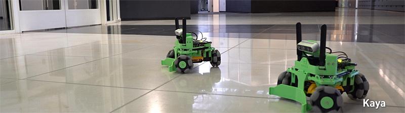ロボットのリファレンスデザインKAYA
