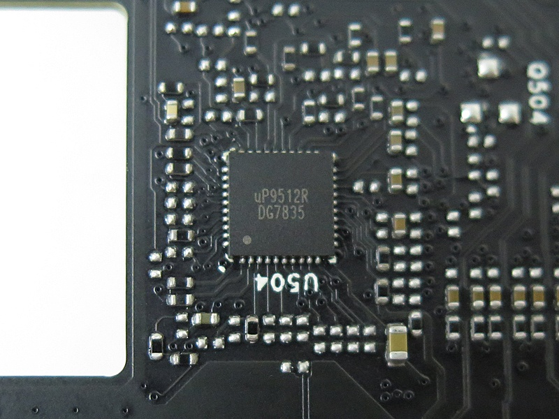 uPI SemiconductorのPWMコントローラ「uPI9512R」