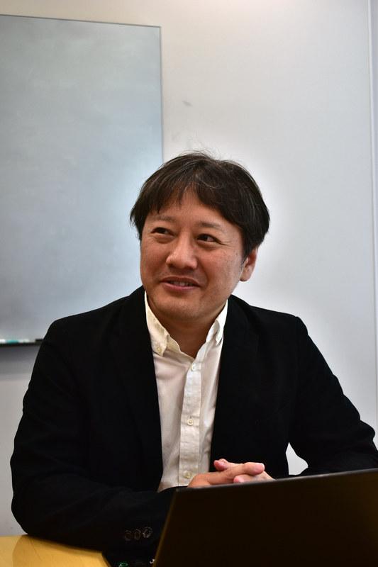 森部浩至氏(商品企画本部商品企画グループ部長