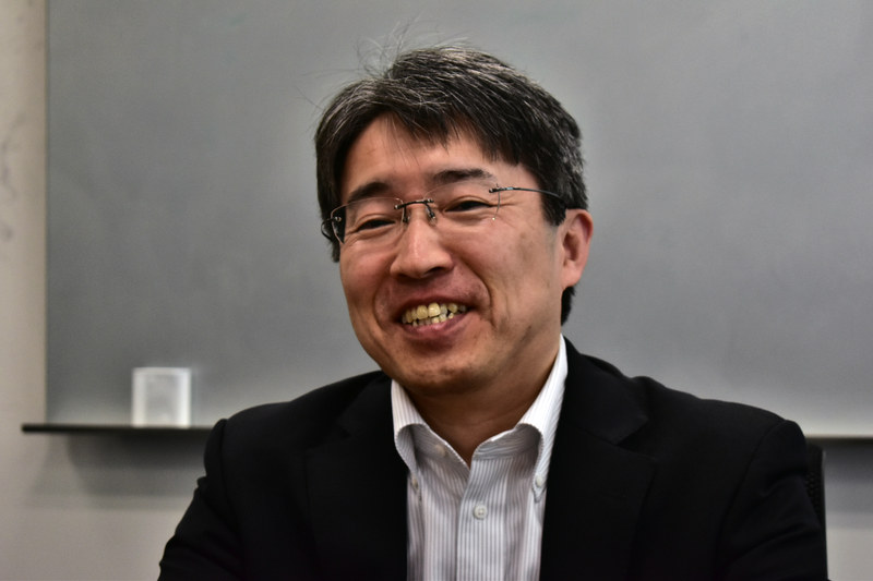 北山善正氏(HW Development Group Mechanical Design Team シニアマネージャー)