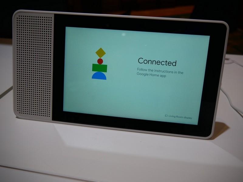 LenovoのSmart Display