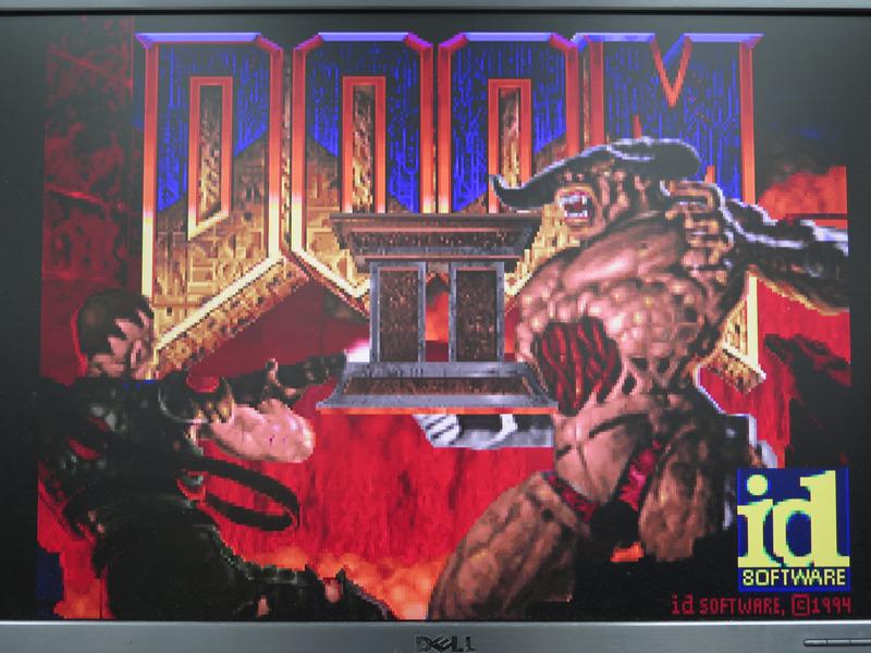 DOSを入れてDOSゲームに興じるのが一番の使い方だろう(ただし音楽や効果音はなし)