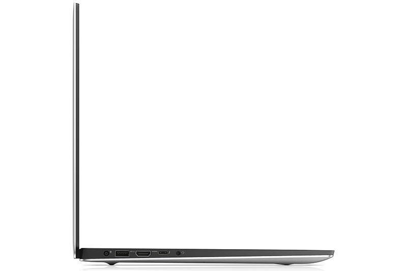 本体の左側面(写真提供: Dell)
