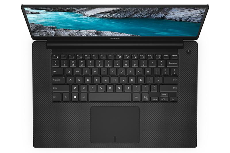 キーボード(写真提供: Dell)