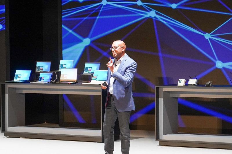 Microsoft IoTセールス担当副社長 ロドニー・クラーク氏