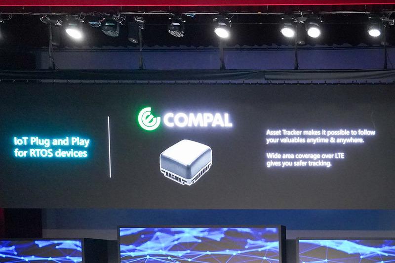 Azure IoT Plug and Playのデモ