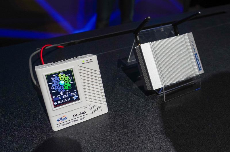 デモで利用されたAzure IoT Plug and Playに対応したエッジデバイス