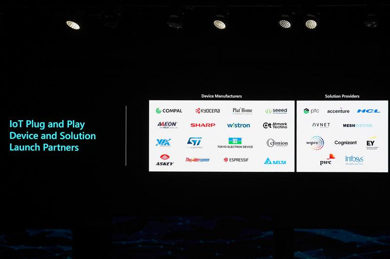 Azure IoT Plug and Playに参加を決めた企業
