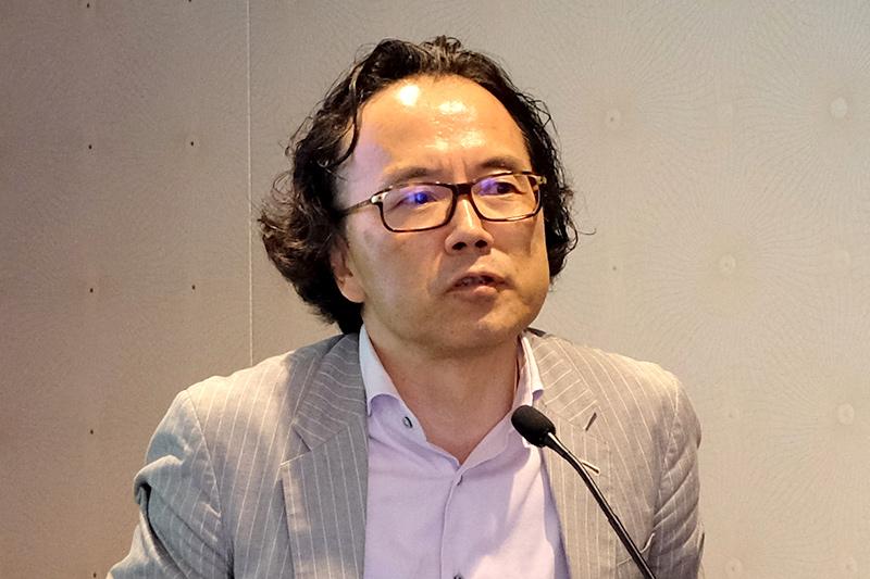 Empowered JAPAN実行委員長を務める東北芸術工科大学 松村茂教授