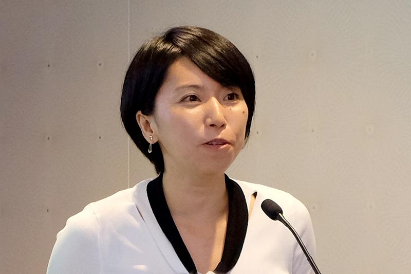 Empowered JAPAN実行委員のシェアサテライトオフィスTrist代表 尾崎えり子氏