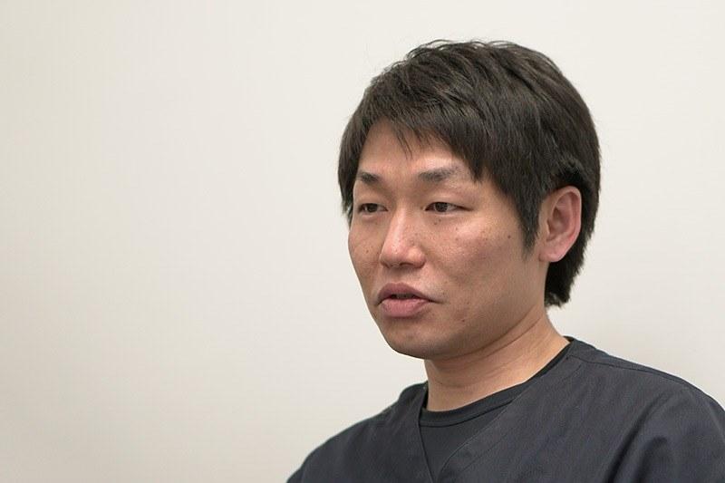 DDR事業部エンジニアグループRAID復旧スペシャリストの柳田悟氏