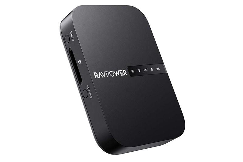 「RAVPOWER FileHub RP-WD009」