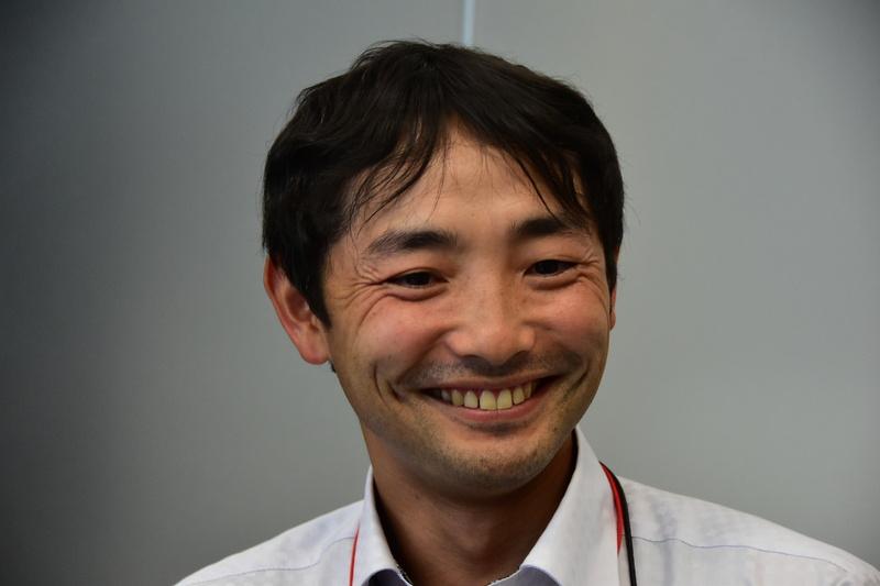 山崎博人氏(富士通クライアントコンピューティング株式会社プロダクトマネジメント本部第一開発センター 第一技術部)