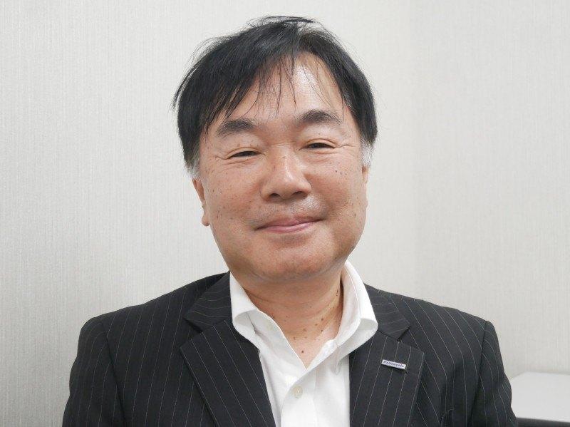 パナソニック システムソリューションズ ジャパン サービステングレーション本部ICTサービス部の小倉利章部長