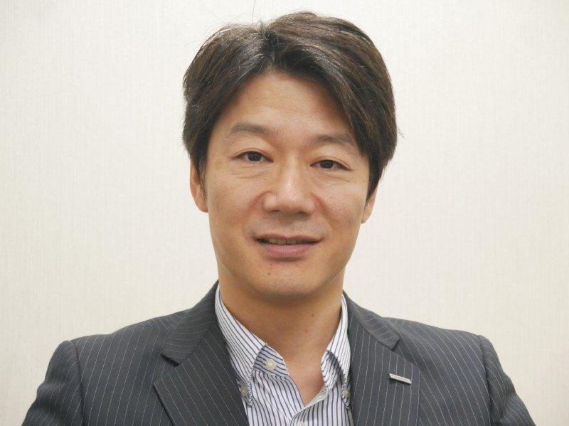 パナソニック システムソリューションズ ジャパン 経営革新部 ICT総括の藤井宏之氏
