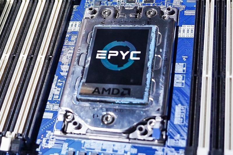 AMDの第2世代EPYC