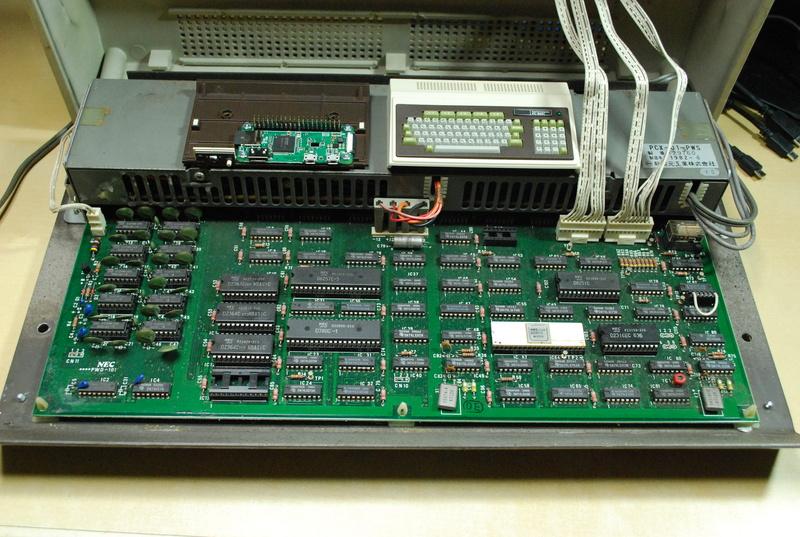 PC-8001の内部