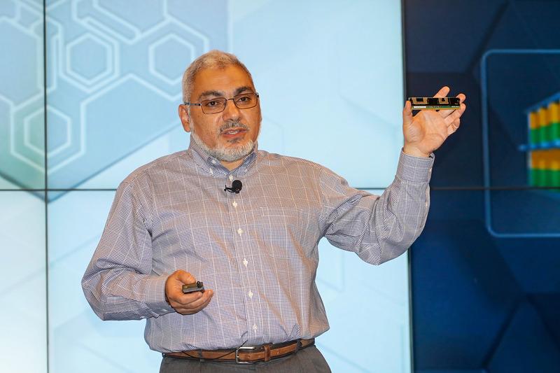 Intel データセンター事業本部 主任エンジニア モハマド・アラファ氏