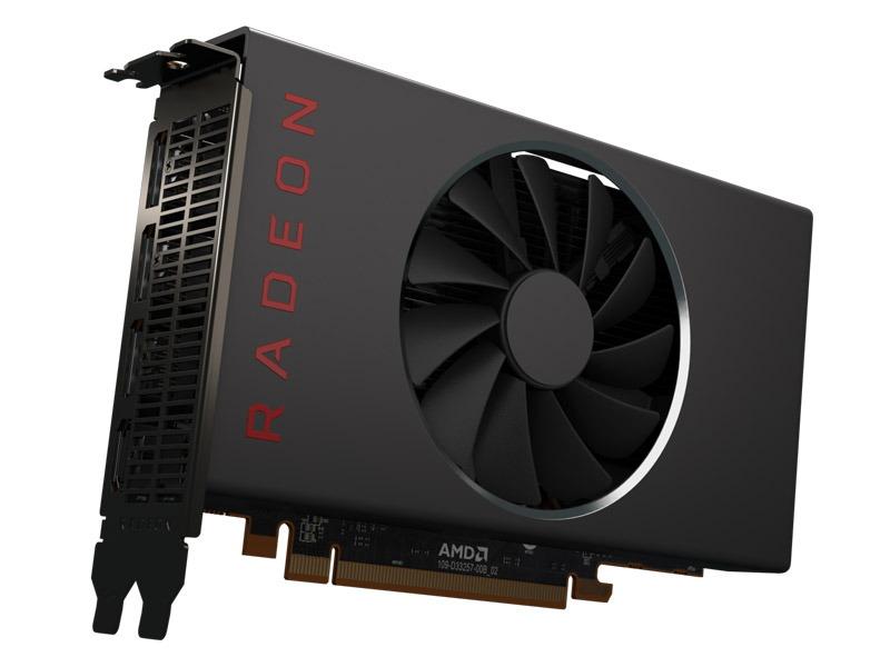 Radeon RX 5500搭載ビデオカードのイメージ