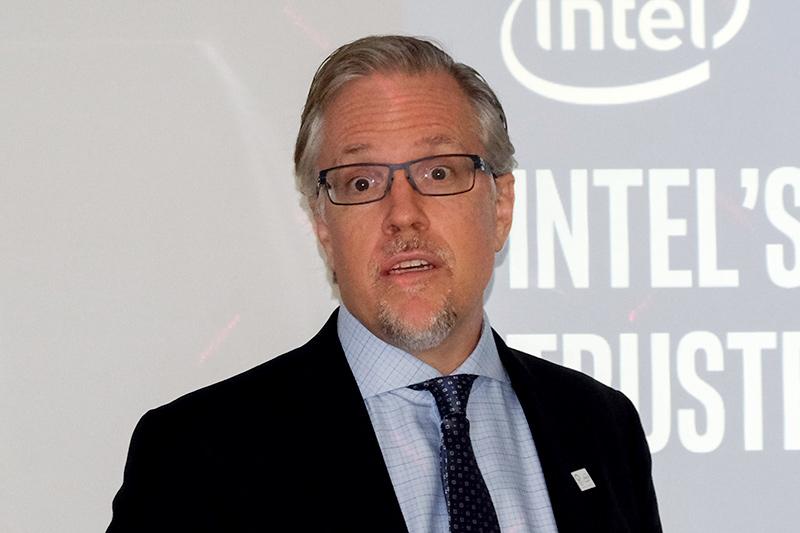 米Intel アソシエイト・ゼネラル・カウンシル兼グローバル・プライバシー・オフィサー ディビット・A・ホフマン氏