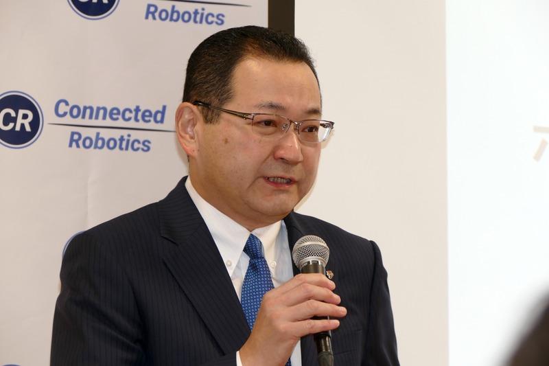 株式会社セブン&アイ・フードシステムズ代表取締役社長 小松雅美氏