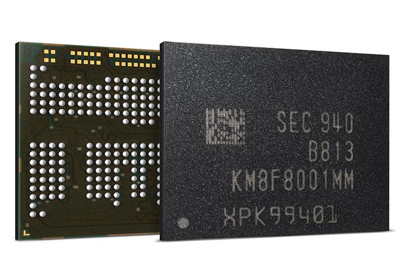 12GB LPDDR4X uMCP