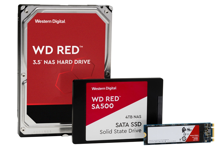 WD Redシリーズ