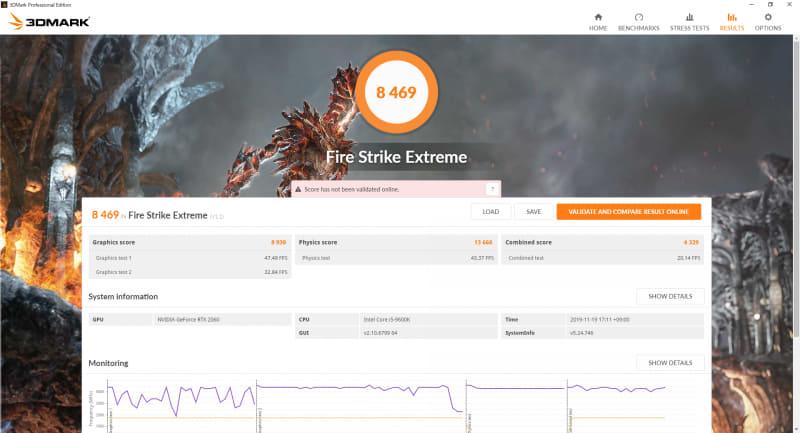 FireStrike Extreme