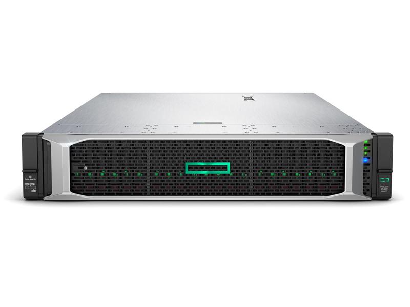 主力サーバーProLiantでもSAS SSDが使われている