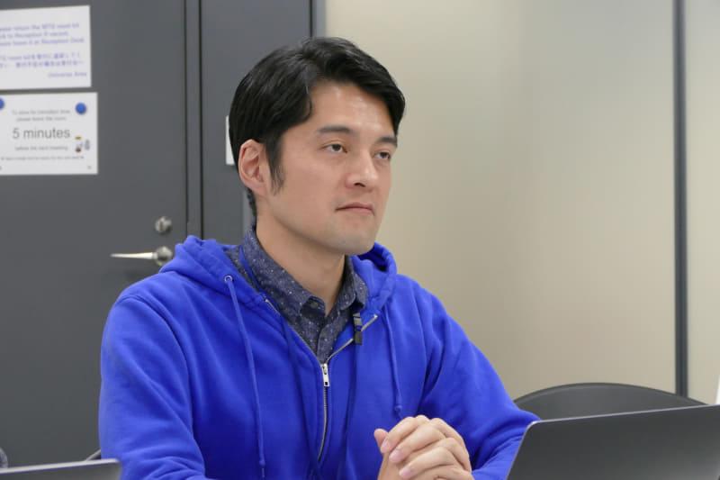 株式会社Preferred Networks 執行役員 研究開発担当VP 比戸将平氏