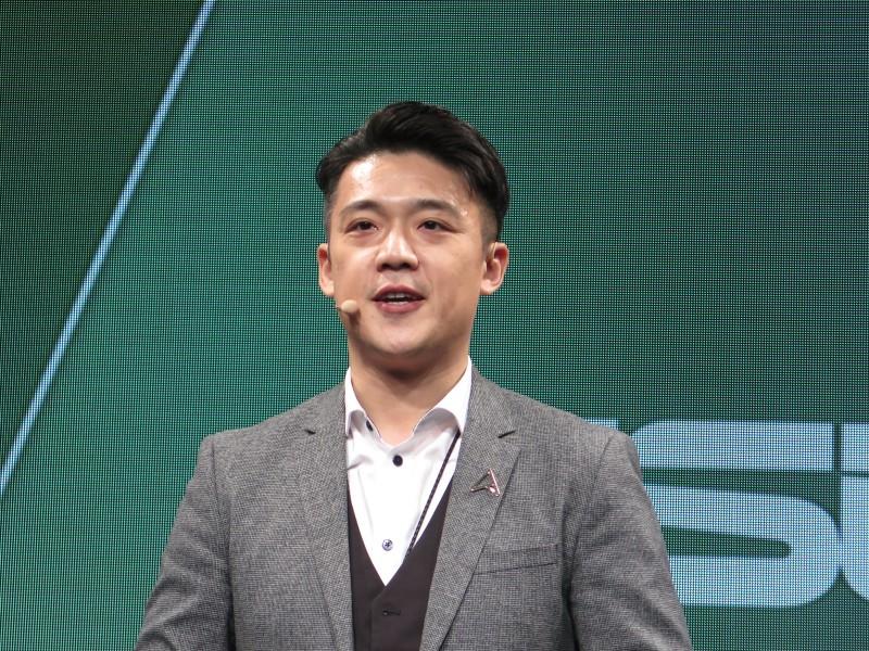 Alvin Chen氏