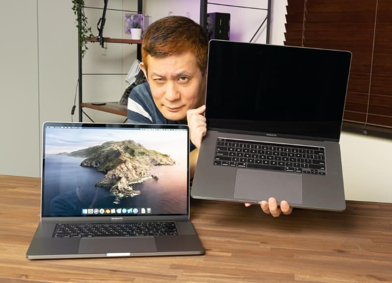 ベンチマーク編で少し語ったが、筆者もMacBook Pro 16インチモデルを入手した。ただしキー配列は筆者のこだわりによりUS(ANSI)配列のものにしてある