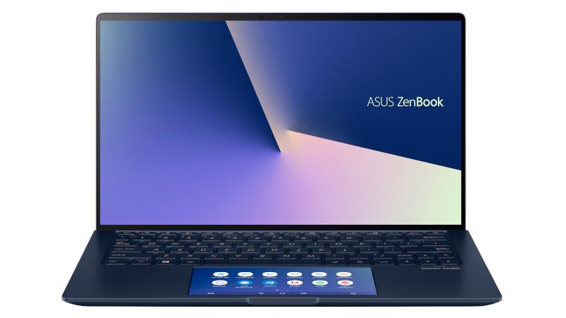 ZenBook 14 UX434FLC(ロイヤルブルー)