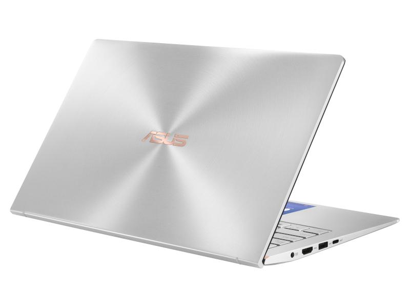ZenBook 13 UX334FAC(アイシクルシルバー)