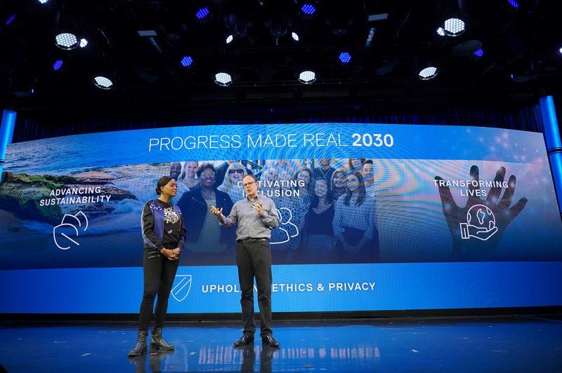 2030年に向けたサステナビリティの取り組み