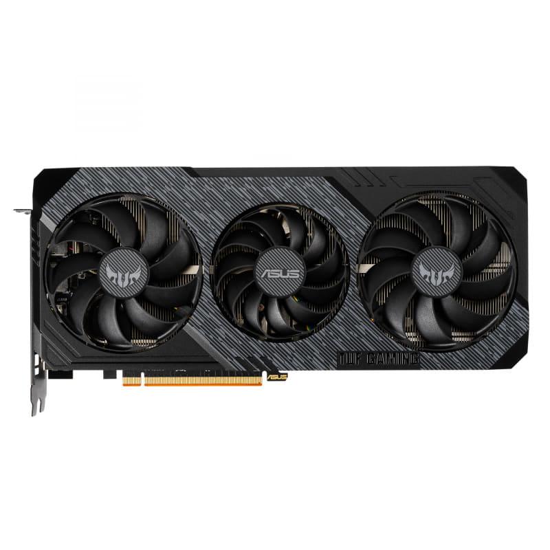 AMDのRadeon RX 5600を搭載したASUSの「ASUS TUF Gaming X3 Radeon RX 5600 XT EVO OC edition」