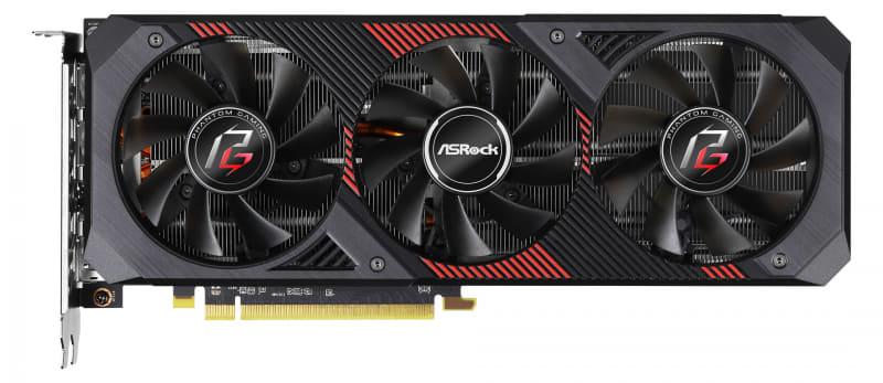 ASRock Radeon RX 5600 XT Phantom Gaming(写真提供:AMD)
