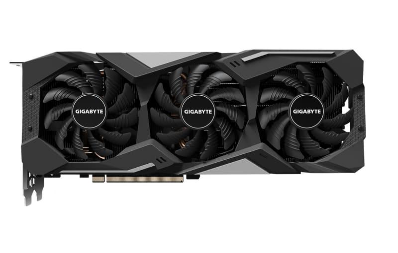 Gigabyte Radeon RX 5600 XT(写真提供:AMD)
