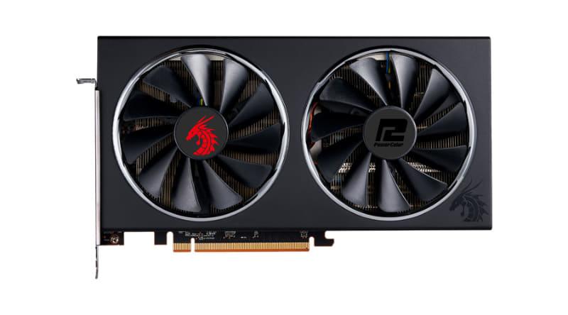 PowerColor Red Dragon Radeon RX 5600 XT(写真提供:AMD)