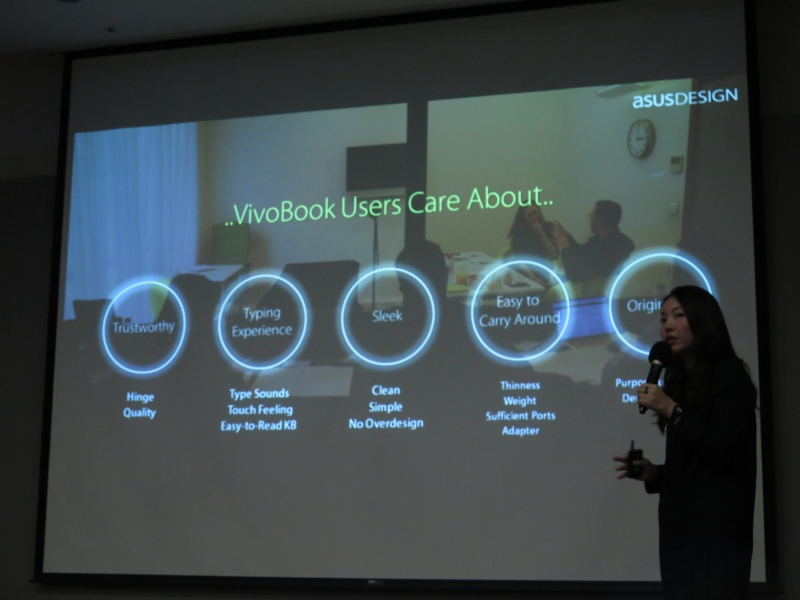 VivoBookの特徴