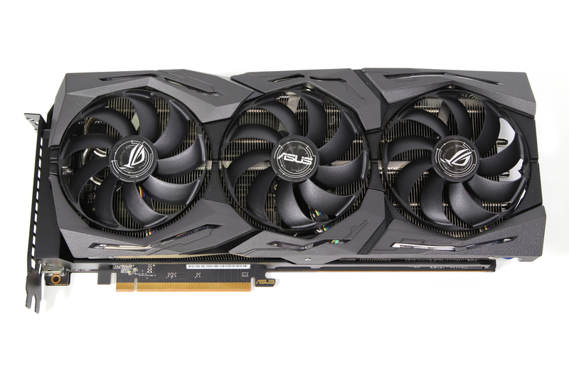 Radeon RX 5600 XT搭載ビデオカード「ASUS ROG-STRIX-RX5600XT-O6G-GAMING」