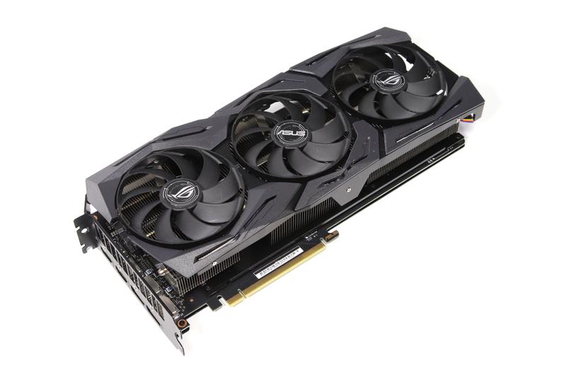 GeForce GTX 1660 Ti搭載ビデオカード「ASUS ROG-STRIX-GTX1660TI-O6G-GAMING」