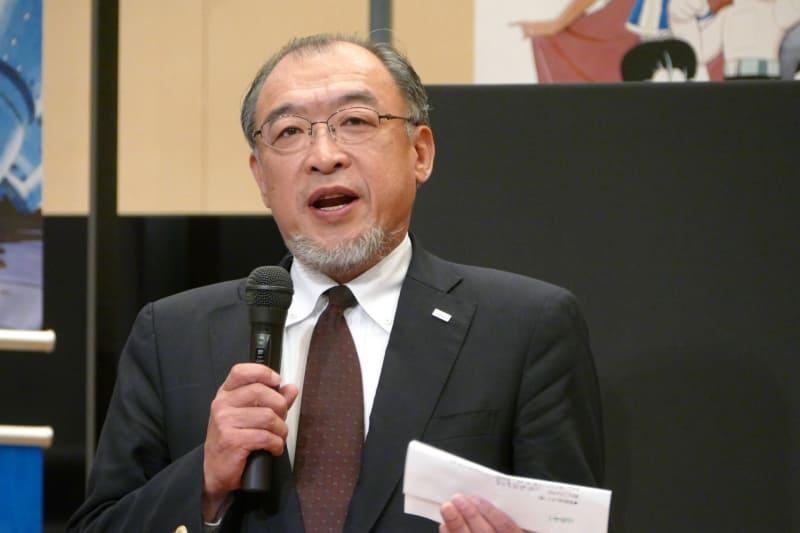 キオクシア株式会社 執行役員技術統括責任者 百冨正樹氏
