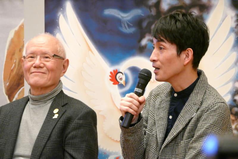 矢部太郎さんは「たいへん勉強になる」とコメント