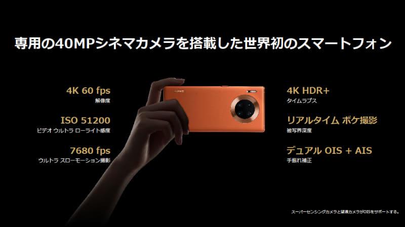 シネマカメラで可能になる撮影