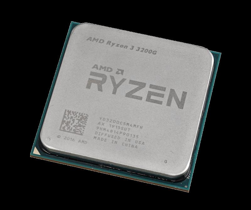 """Advanced Micro Devices<br><strong class=""""em """">Ryzen 3 3200G</strong><br>実売価格:13,000円前後<br>低価格帯CPUとしては随一の内蔵GPU性能。ブラウザベースのカジュアルゲームが快適にプレイできるのはもちろん、メジャーなFPSも画質設定を落とせばプレイできる。CPU性能も悪くなく、コスパは絶大。"""