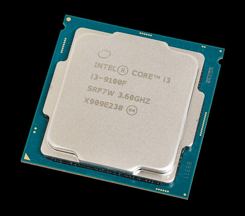 """Intel <strong class=""""em """">Core i3-9100F</strong><br>実売価格:9,500円前後<br>低価格モデルとしてはめずらしくGPUを搭載しない分、CPU性能はパワフル。ビデオカードが必須になるが、激安ゲーミングPC、ビデオカードが流用できる場合などにはかなりお買い得だ。"""