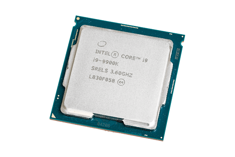 """Intel <strong class=""""em """">Core i9-9900K</strong><br>実売価格:61,000円前後<br>最大クロック5GHzでシングルスレッド性能に優れており、ハイエンドビデオカード利用時にも高いフレームレートを維持できる。8コア16スレッドと余裕があるのでゲーム配信にも強い。"""